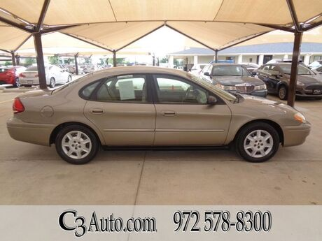 2007 Ford Taurus (fleet-only) SE Plano TX