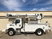 2007_Freightliner_M2 Business Class_Altec DM47 TR-Derrick Digger-Pole-Bucket_ Dallas TX