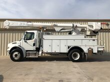 2007_Freightliner_M2 Business Class_Bucket Truck Altec AM55_ Dallas TX
