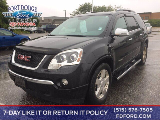 2007 GMC Acadia SLT Fort Dodge IA