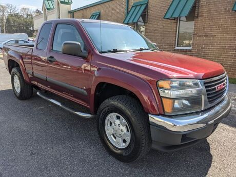 2007 GMC Canyon SLE-1 Ext. Cab 2WD Knoxville TN