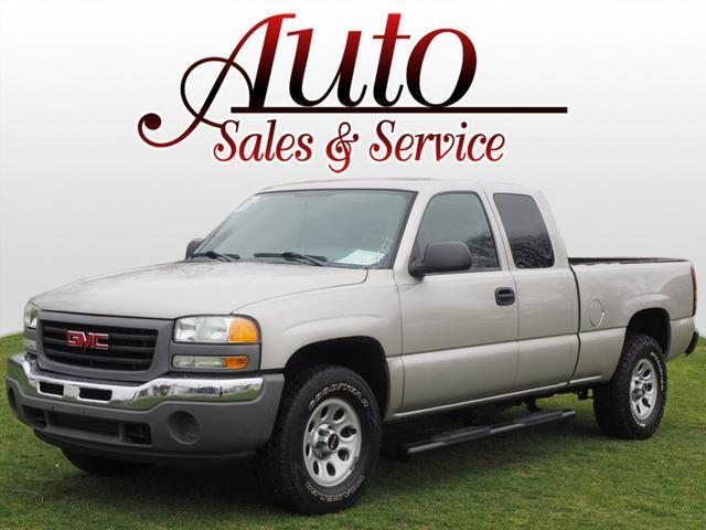 2007 GMC Sierra 1500 Classic EXT. Cab 2WD Indianapolis IN