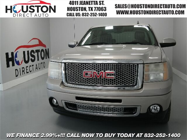 2007 GMC Sierra 1500 Denali Houston TX