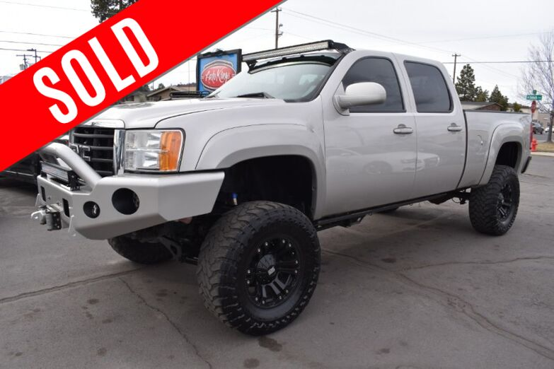 2007 GMC Sierra 2500HD 4WD SLT Crew Cab Bend OR