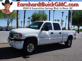 2007_GMC_Sierra 2500HD Classic_SLT_ Phoenix AZ