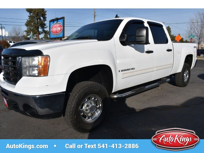 2007 GMC Sierra 2500HD SLE 4WD Crew Cab Bend OR
