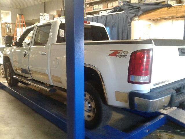 2007 GMC Sierra 2500HD Work Truck Spokane WA