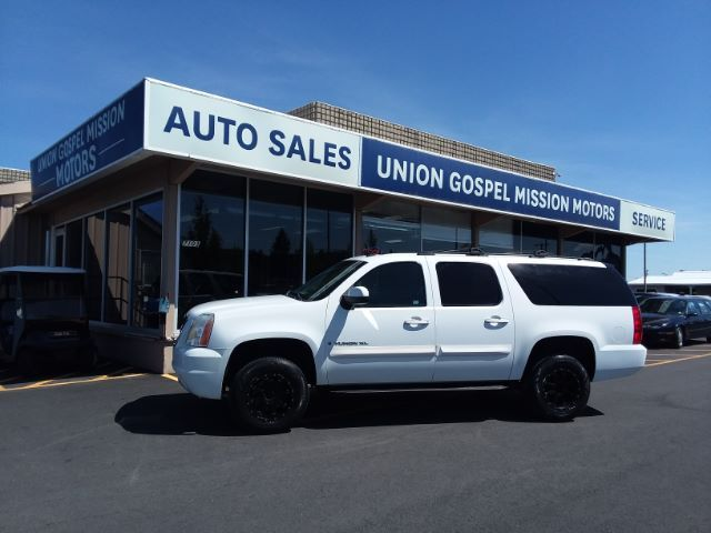 2007 GMC Yukon XL SLE 1/2 Ton 4WD Spokane Valley WA