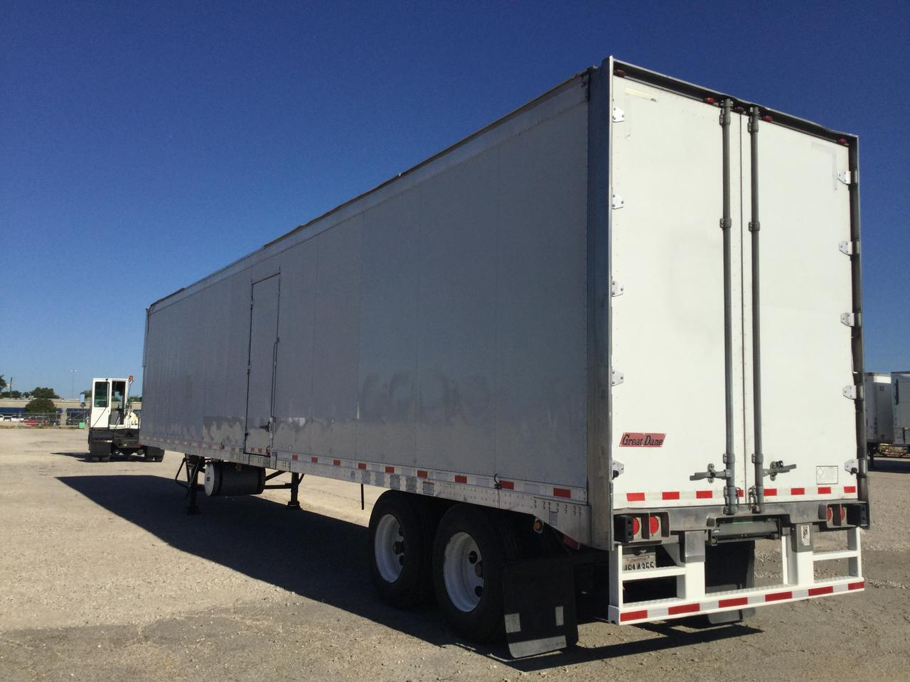 2007 GREAT DANE 48x102 REEFER TRAILER