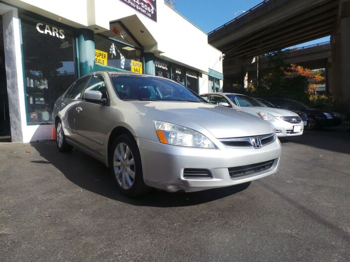 2007 HONDA ACCORD EXl W Conshohocken PA
