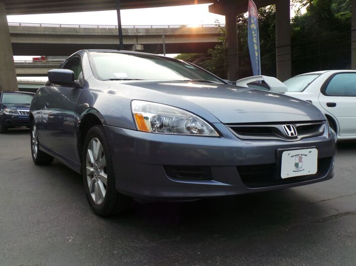 2007 HONDA ACCORD LX W Conshohocken PA