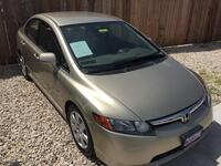 HONDA CIVIC LX LX 2007