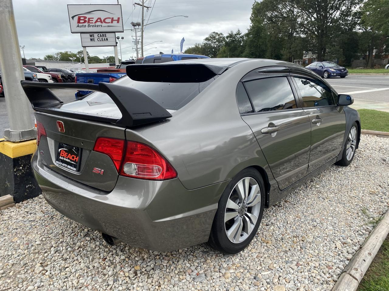 2007 HONDA CIVIC SI, WHOLESALE TO THE PUBLIC, AUX/USB PORT, A/C, CRUISE CONTROL, LOCAL VA VEHICLE! Norfolk VA