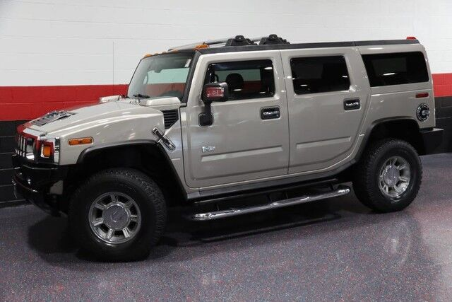 2007 HUMMER H2 Luxury 4dr Suv Chicago IL