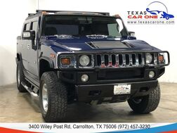 2007_HUMMER_H2_SUT 4WD AUTOMATIC SUNROOF LEATHER HEATED SEATS RUNNING BOARDS_ Carrollton TX