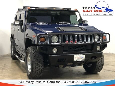2007 HUMMER H2 SUT 4WD AUTOMATIC SUNROOF LEATHER HEATED SEATS RUNNING BOARDS Carrollton TX