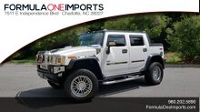 2007_HUMMER_H2_SUT 4WD / SUNROOF / CAMERA / KENWOOD / LIFT / WHEELS_ Charlotte NC