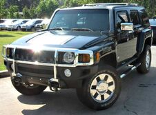 HUMMER H3 ** 4X4 ** - w/ DVD PLAYER & LEATHER SEATS 2007