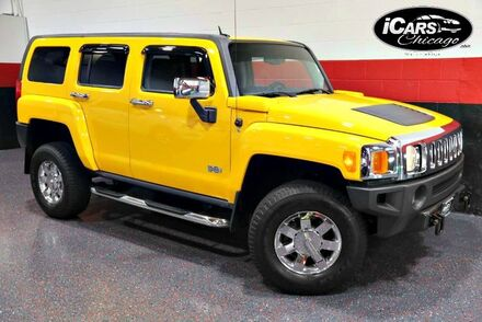 2007_HUMMER_H3_4dr Suv_ Chicago IL