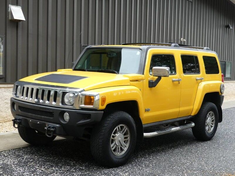 2007 HUMMER H3 Luxury 4WD Navigation Sykesville MD