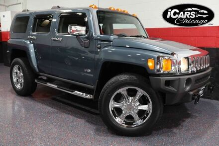 2007_HUMMER_H3_Luxury 4dr Suv_ Chicago IL
