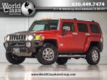 2007 HUMMER H3 SUV LEATHER SUNROOF ONE OWNER