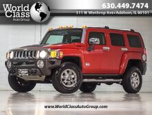 HUMMER H3 SUV LEATHER SUNROOF ONE OWNER 2007