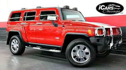 2007_HUMMER_H3_X 4dr Suv_ Chicago IL