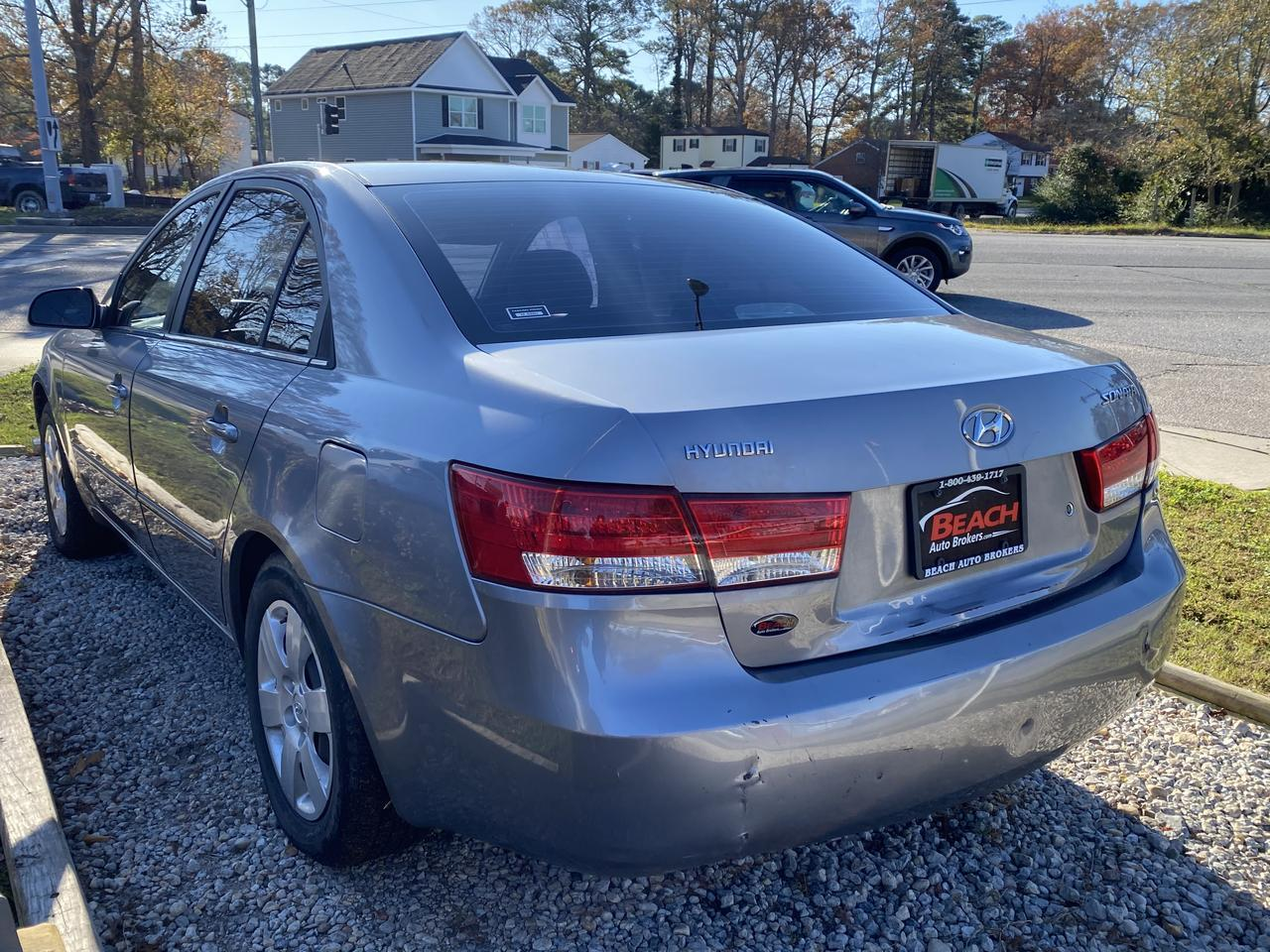 2007 HYUNDAI SONATA GLS, WHOLESALE TO THE PUBLIC, A/C, CD PLAYER, AUX/USB PORT, GET IT BEFORE IT GOES TO AUCTION! Norfolk VA