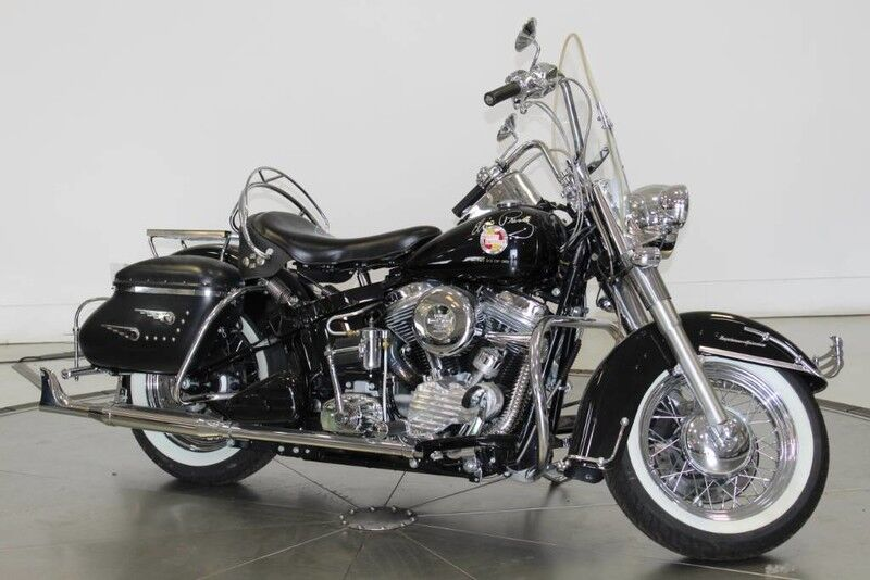2007 Harley Davidson Softail 30th Anniversary Elvis Spec Edition