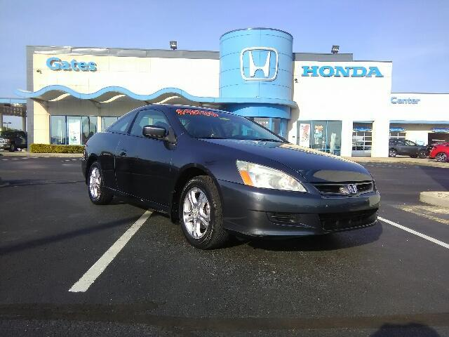 2007 Honda Accord 2dr I4 AT EX-L Richmond KY