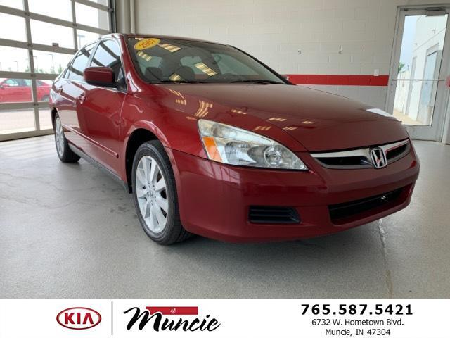 2007 Honda Accord 4dr V6 AT LX SE Muncie IN