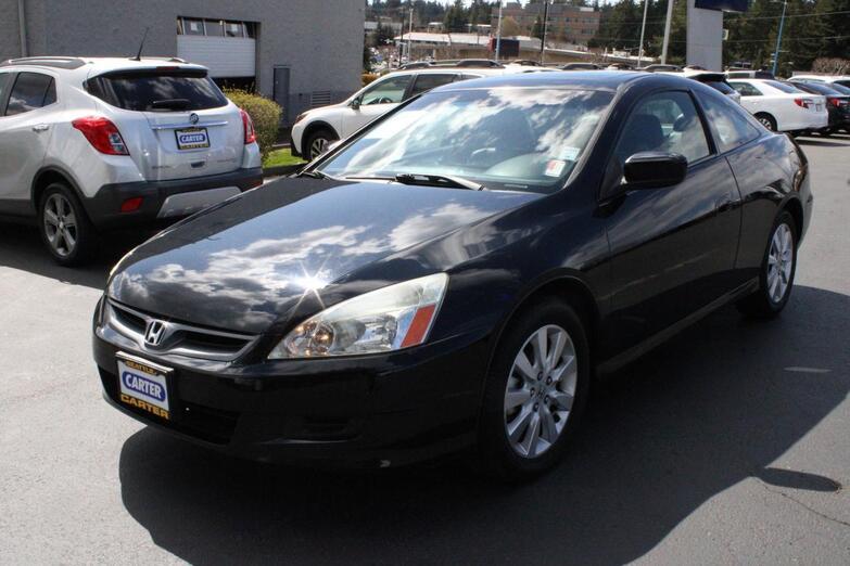 2007 Honda Accord Cpe EX-L Seattle WA