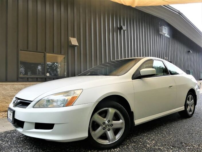 2007 Honda Accord Cpe EX-L Sykesville MD