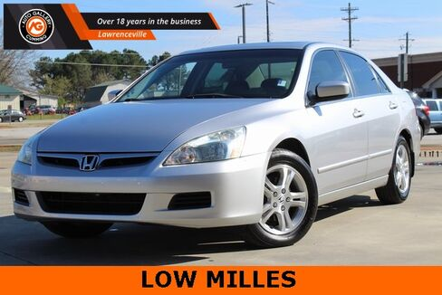 2007_Honda_Accord_EX-L_ Gainesville GA