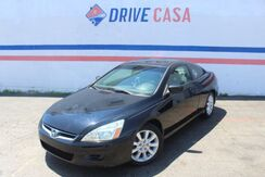 2007_Honda_Accord_EX-L V-6 Coupe AT_ Dallas TX