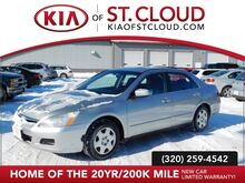 2007_Honda_Accord_LX_ St. Cloud MN