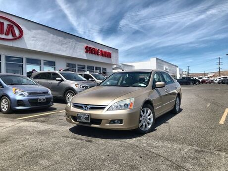 2007 Honda Accord Sdn 4DR V6 AT EX-L Yakima WA