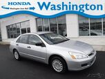 2007 Honda Accord Sdn 4dr I4 AT VP