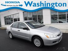 2007_Honda_Accord Sdn_4dr I4 AT VP_ Washington PA
