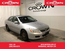 2007_Honda_Accord Sdn_EX-L NAVIGATION/LOW KM/HEATED SEATS/BLUETOOTH/_ Winnipeg MB