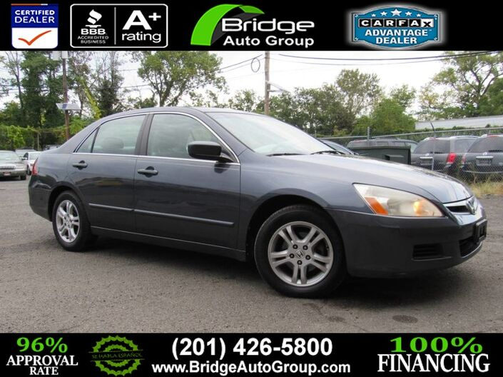 2007 Honda Accord Sdn LX SE Berlin NJ