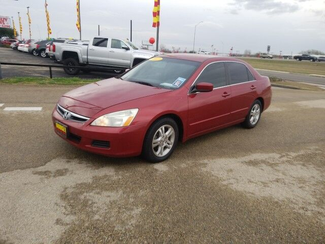 2007 Honda Accord Sdn LX SE Killeen TX