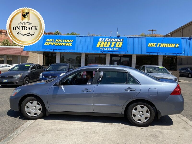 2007 Honda Accord Sdn LX St George UT