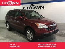 2007_Honda_CR-V_4WD 5dr EX-L / One Owner / Local / Leather / Great Value_ Winnipeg MB