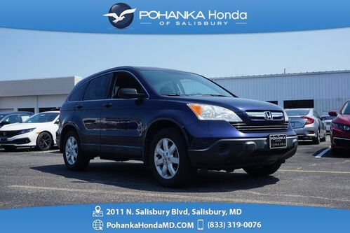 2007_Honda_CR-V_EX ** SUNROOF ** LOW MILES ** GUARANTEED FINANCING **_ Salisbury MD