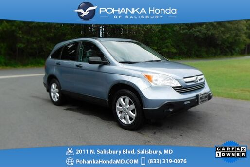 2007_Honda_CR-V_EX AWD ** GUARANTEED FINANCING ** ONE OWNER **_ Salisbury MD