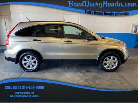 2007_Honda_CR-V_EX_ West Burlington IA