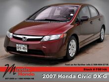 2007_Honda_Civic_DX-G_ Moncton NB