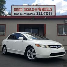 2007_Honda_Civic_EX Sedan AT_ Reno NV